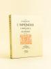 Une enquête sur l'Imprimerie et la Librairie en Guyenne. Mars 1701. [ exemplaire du tirage de tête, numéroté ]. MARCHAND, Jean