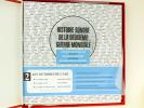 Histoire Sonore de la deuxième guerre mondiale (3 coffrets avec 9 disques sur les 4 coffrets avec 12 disques). Collectif ; LE PEN, Jean-Marie ; ...