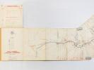 Société Technique et économique pour l'aménagement du Canal des Deux-Mers : Canal Maritime Océan-Méditerranée. Avant-Projet 1947. Dossier n°13 [ ...