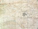 Houam Liouminitza. Camp retranché de Salonique. Plan directeur au 20.000e 20 mai 1917. Armée d'Orient ; Service Topographique