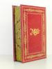 Livre-boîte sous l'apparence des Mémoires d'André Masséna, Duc de Rivoli, Prince d'Essling, maréchal d'Empire ( éd. Jean de Bonnot ). MASSENA, André