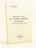 Contribution à l'étude de l'allergie fongique dans la région bordelaise [ Livre dédicacé par l'auteur ] . LETERRIER, Docteur F.