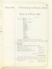 Chemins de fer de l'Ouest. Procès-Verbaux de la Commission du Budget. [ 1880 - 1881 - 1882 - 1883 ]. Conseil d'Administration de la Compagnie des ...