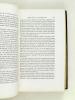 Congrès Scientifique de France. Vingt-Huitième Session tenue à Bordeaux en Septembre 1861. Tome Deuxième [ 2 ]. Mémoires. 3e Section. Sciences ...