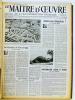 Le Maître d'Oeuvre de la Reconstruction Française (Du n°1 de la 3e Année : 28 Septembre 1945 au n°49 de la 6e Année : 24 octobre 1950). Collectif ; ...