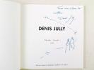 Denis Jully. Olbilder - Graphik 1999 [ Livre dédicacé par l'auteur ]. Collectif