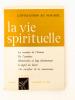 La Vie Spirituelle ( tomes CXX [ 120 ] et CXXI [ 121 ] , année 1969 complète sauf n° 564 : n° 556 ; 557 ; 558 ; 559 ; 560 ; 561-562 ; 563 ; 565 ; 566. ...