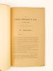 Les patrons catholiques du Nord , de 1884 à 1894 - Leurs idées, leurs oeuvres ( Rapport au Congrès catholique de Lille, le Vendredi 23 Novembre 1894 ...