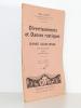 [ Lot de 2 brochures ] Divertissements et danses rustiques, Danse Alsacienne - Danse pour jeunes filles ou pour jeunes filles et graçons  ; Danse ...