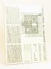 Encyclopédie de l'urbanisme Documents d'Urbanisme Fascicule n° 13 : Monastères. [ Contient : ] 301 : Medersa Bou Anania (Fès) - 601-602 : Potala ...