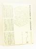 Encyclopédie de l'urbanisme Documents d'Urbanisme Fascicule n° 18 : Etapes algériennes [ Contient : ]  110-111-112 : La Casbah. Alger - 721-722-723 : ...