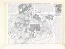Encyclopédie de l'urbanisme Documents d'Urbanisme Fascicule n° 24 : Magnificences espagnoles [ Contient : ] 414-415-416 : Salamanque. Abords de la ...