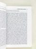 Critique Politique. Revue Trimestrielle [ Lot de 8 numéros ] N° 1 : Décembre 1978 - 2 : Mars, avril, mai 1979 - 4 : Novembre, décembre, janvier ...