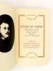 Etude de femme - Autre étude de femme - La paix du ménage - Madame Firmiani - Honorine - La muse du département [ La comédie humaine Tome 16 ] . ...