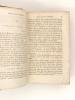 ( Livre composite contenant deux titres ) Deux ans en Afrique ,  avec une introduction par le Bibliophile Jacob ; Geneviève , Histoire d'une Servante. ...