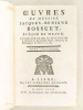 Oeuvres de Messire Jacques-Benigne Bossuet Evêque de Meaux. Tome Treizième [ Tome 13 ] [ Contient  : Suite de l'Abrégé de l'Histoire de France ]. ...