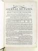 Journal de Paris [ Du Numéro Ier du Mercredi 1er Janvier 1783 au numéro 181 du lundi 30 juin 1783 ]. Collectif