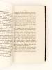 [ 2 livres reliés en un vol. ] Vies de trois missionnaires apostoliques du diocèse de Poitiers: morts victimes de leur zèle pour la conversion des ...