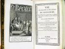 Vie de Madame la Duchesse de Liancourt, Avec le Règlement qu'elle donna à sa Petite-Fille pour sa conduite et pour celle de sa Maison.. BOILEAU, Abbé
