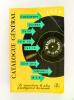 Catalogue Général 1956 [ Pathé - Marconi ] La Voix de son Maître - Columbia - Pathé - Pathé-Vox - Capitol - Cetra-Soria - Témoignages - M.G.M.. ...