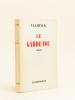 Le Garde-Fou [ Livre dédicacé par l'auteur ]. DE VLAMINCK, Maurice
