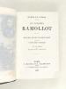 Le colonel Ramollot. Recueil de récits militaires suivi de Fantaisies civiles.. LEROY, Charles