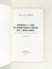 Contribution à l'étude des Gonadotrophines urinaires chez l'homme normal [ Livre dédicacé par l'auteur ]. GIRARDEAU, Docteur Maurice