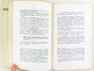 Cours élémentaire d'Apologétique. Livre Premier : Dieu - L'âme - La Religion ; Livre Second : Le Christianisme - L'Eglise. BARTHELEMY, Abbé E.