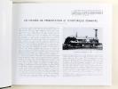 Les Locomotives à Vapeur de la S.N.C.F. d'après les renseignements puisés auprès des Services officiels de la SNCF. [ Livre dédicacé par l'auteur ]. ...