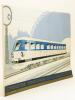 L'industrie ferroviaire et le caoutchouc.. Collectif ; Société anonyme des pneumatiques Dunlop ; DE PAWLOWSKI, G.