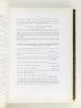 Revue Générale des Chemins de Fer. Mémoires et Documents concernant l'Etablissement, la Construction et l'Exploitation Technique et Commerciale des ...