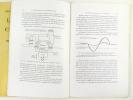La signalisation des Chemins de fer (2 Tomes - Complet) Tome I : Conditions générales de la sécurité. Dispositifs de signalisation ; Tome II : Théorie ...