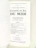 Livret-guide officiel des Chemins de fer du Midi. 1932. Collectif