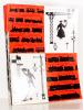 Chemins de Fer - Revue de l'Association Française des Amis des Chemins de Fer ( AFAC ) - année 1965 complète (6 numéros sur 6) : n° 250, 251, 252, ...