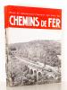 Chemins de Fer - Revue de l'Association Française des Amis des Chemins de Fer ( AFAC ) - année 1970 complète (6 numéros sur 6) : n° 280, 282, 283, ...