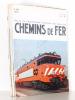Chemins de Fer - Revue de l'Association Française des Amis des Chemins de Fer ( AFAC ) - année 1974 ccomplète (6 numéros sur 6) : n° 304, 305, 306, ...