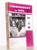 L'Indépendant du Rail ( I.D.R. ), Bulletin confidentiel mensuel, Organe de liaison C.P.M.R. et R.M.A. , Année 1967 ( 10 numéros sur 11 ) : n° 41, 42, ...