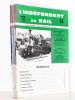 L'Indépendant du Rail ( I.D.R. ), Bulletin mensuel, Organe de liaison C.P.M.R. et R.M.A. , Année 1969 complète ( 11 numéros ) : n° 63, 64, 65, 66, 67, ...