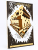 Revue Trains. Numéro spécial 3-4 août octobre 1951 : 25ème anniversaire de la Société Nationale des Chemins de Fer Belges.. Collectif