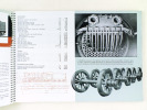 Skoda Ckd Catalogue de locomotives à vapeur.. Collectif