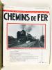 Revue de l'Association Française des Amis des Chemins de Fer. Année 1945 et Année 1946 Complètes [ Du numéro 132 de Janvier 1945 au numéro 141 de ...