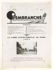 L'Embranché. Organe de liaison des Embranchés de France et des Colonies. [ Lot de 4 numéros ] N° 2 - Deuxième année : Janvier 1933 ; N° 3 -  Deuxième ...
