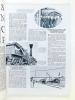Notre Métier. Revue éditée par la Société Nationale des Chemins de fer français. Numéro 6 : 15 Mars 1939. Collectif