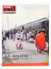 La Vie du Rail [ lot de 4 numéros avec des articles relatifs aux chemins de fer des pays andins ( Amérique du Sud ) ] : n° 824 Le Pérou et ses ...