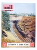 La Vie du Rail [ lot de 5 numéros avec des articles relatifs au chemin de fer en Grande-Bretagne ] : n° 1421 la Grande-Bretagne (décembre 1973) ; n° ...