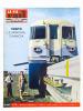 La Vie du Rail [ lot de 6 numéros avec des articles relatifs aux chemins de fer au Japon ] : n° 829 le réseau japonaisdu Kinki Nippon (janvier 1962) ; ...