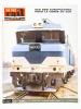 La Vie du Rail [ lot de 3 numéros avec des articles relatifs aux chemins de fer coréens ] : n° 1308 la Corée du Sud vue du train (septembre 1971) ; n° ...