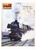 La Vie du Rail [ lot de 9 numéros avec des articles relatifs aux chemins de fer en Allemagne ] : n° 862 Le Rheingold (septembre 1962) ; n° 1325 Europe ...
