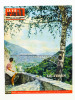 La Vie du Rail [ lot de 7 numéros avec des articles relatifs aux chemins de fer privés en Suisse : Chemins de fer Rhétiques et BLS - Chemin de fer du ...