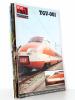 La Vie du Rail [ lot de 8 numéros avec des articles ou des dossiers relatifs au TGV - Train à Grande Vitesse ] : n° 1337 TGV-001 (avril 1972) ; n° ...